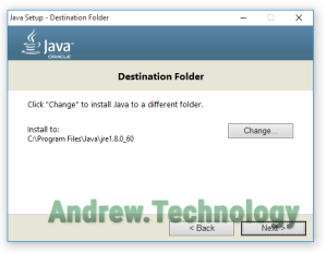 Java installer Windows 10 64-bit