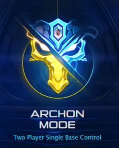 Archon Mode - Two Player Single Base Contro