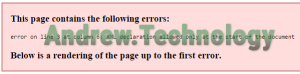 WordPress sitemap.xml: This page contains the following errors: error on line 3 at column 6: XML declaration allowed only at the start of the document