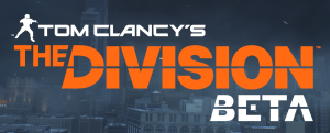 Tom Clancy's The Division Beta Logo