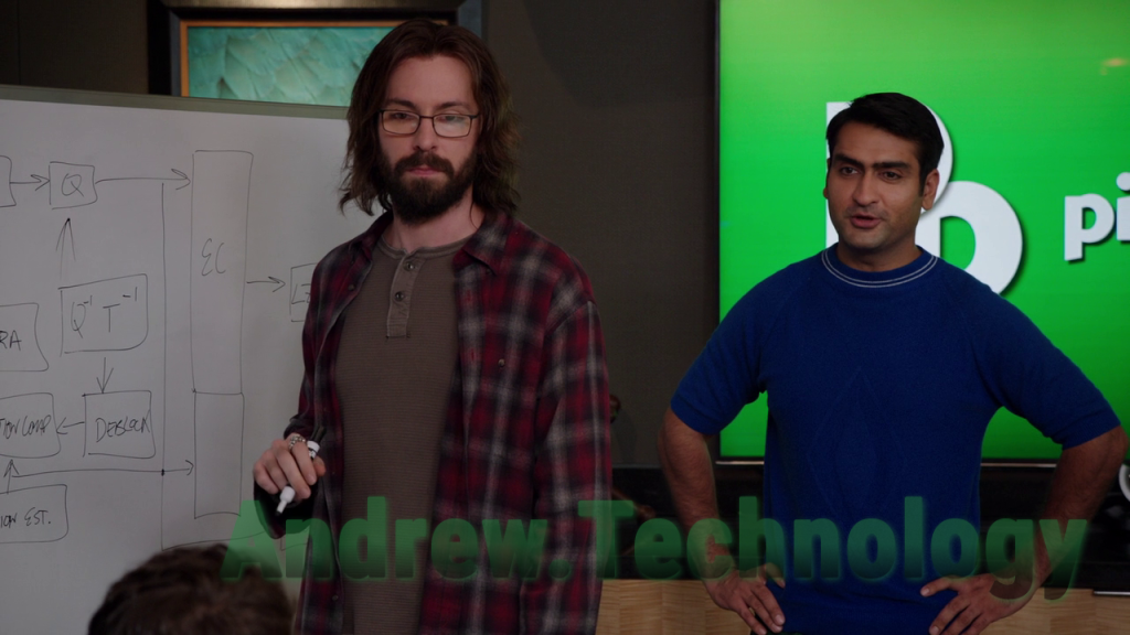 """Middle out doesn't restrict itself to h.264 two dimensional grid or time bound patterns at all"" - Gilfoyle"