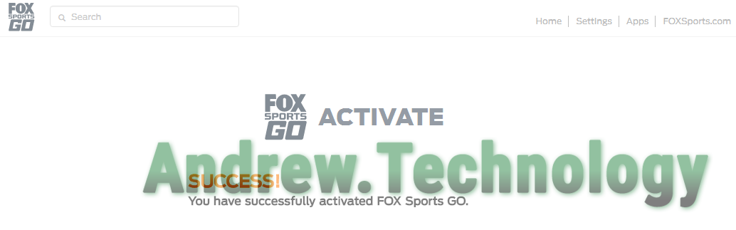 FOX Sports GO Succes