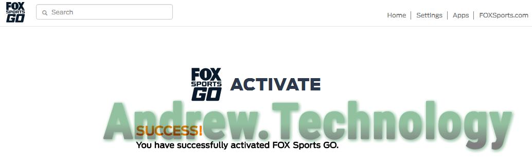 FOX Sports GO Succes