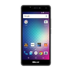 BLU R1 HD home screen