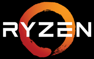 AMD Ryzen processor logo
