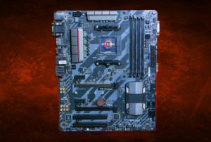 AMD Ryzen AM4 motherboard